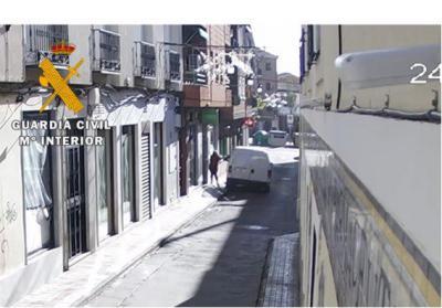 La Guardia Civil detiene a dos personas por 30 delitos cometidos en Toledo y Madrid