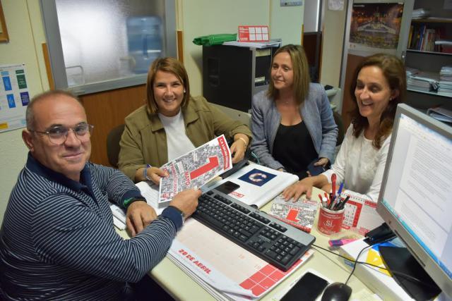 El PSOE de Talavera recibe el manifiesto del Día del Trabajo