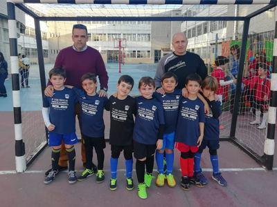 La Liga Escolar de Fútbol Sala 'Ciudad de la Cerámica' sigue dando espectáculo (FOTOS)