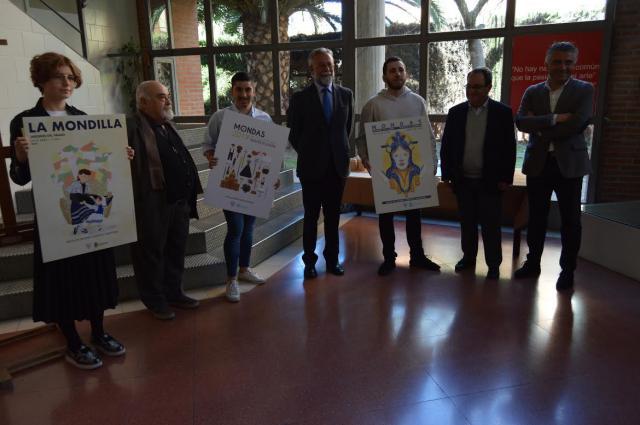 Tres carteles oficiales promocionarán la próxima edición de las Mondas