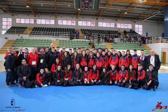 Los karatecas torrijeños logran 3 medallas del Campeonato de España
