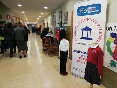 Éxito de la 'Jornada Puertas Abiertas' del colegio Clemente Palencia