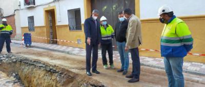 AYUNTAMIENTOS   En marcha los planes provinciales de Diputación con más de 10 millones