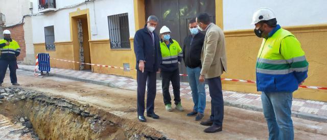 AYUNTAMIENTOS | En marcha los planes provinciales de Diputación con más de 10 millones