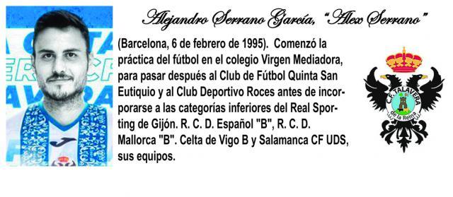 FÚTBOL | ¿Quién es quién en el nuevo CF Talavera? (XVI)