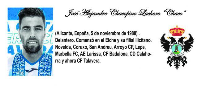 FÚTBOL   ¿Quién es quién en el nuevo CF Talavera? (IV)