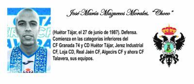 FÚTBOL | ¿Quién es quién en el nuevo CF Talavera? (XIV)