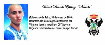 FÚTBOL | ¿Quién es quién en el nuevo CF Talavera? (XV)