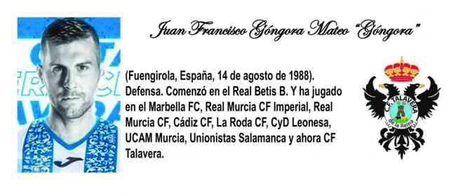 FÚTBOL | ¿Quién es quién en el nuevo CF Talavera? (V)