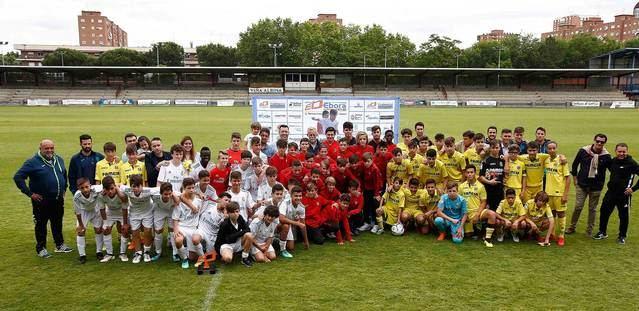 EboraCUP se consolida como uno de los más importantes torneos nacionales de fútbol base