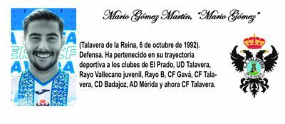 FÚTBOL | ¿Quién es quién en el nuevo CF Talavera? (VIII)