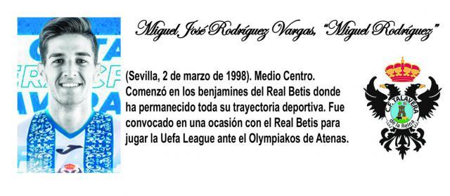 FÚTBOL | ¿Quién es quién en el nuevo CF Talavera? (XIX)