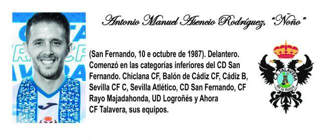 FÚTBOL | ¿Quién es quién en el nuevo CF Talavera? (IX)