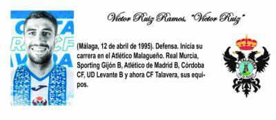 FÚTBOL | ¿Quién es quién en el nuevo CF Talavera? (XIII)