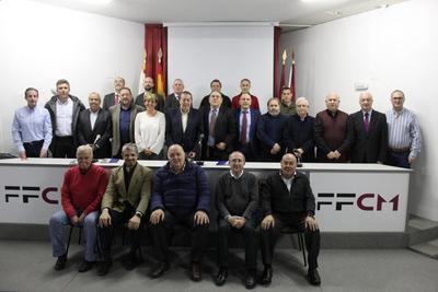 Antonio Escribano deja la Federación tras 24 años de presidente y 8 como vocal
