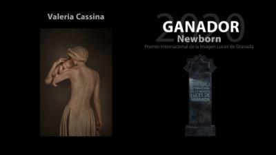 FOTOGRAFÍA | Valeria Cassina suma otro Premio Internacional Luces de Granada