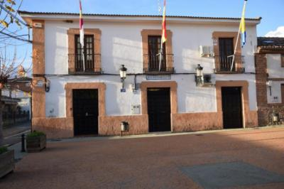 COVID-19   Cerrado el Ayuntamiento de Cardiel de los Montes