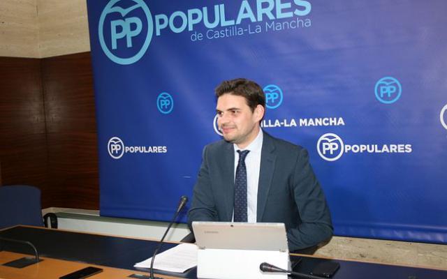 El talaverano Santiago Serrano y Claudia Alonso, posibles candidatos del PP al Congreso por Toledo
