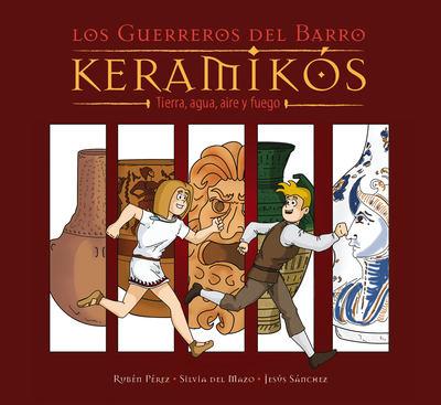 CULTURA | Keramikós: la historia de la cerámica Talavera en un cuento