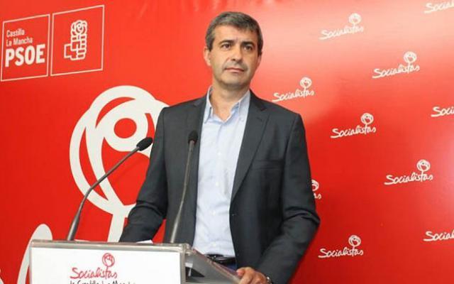 Álvaro Gutiérrez proclamado secretario general del PSOE de la provincia de Toledo