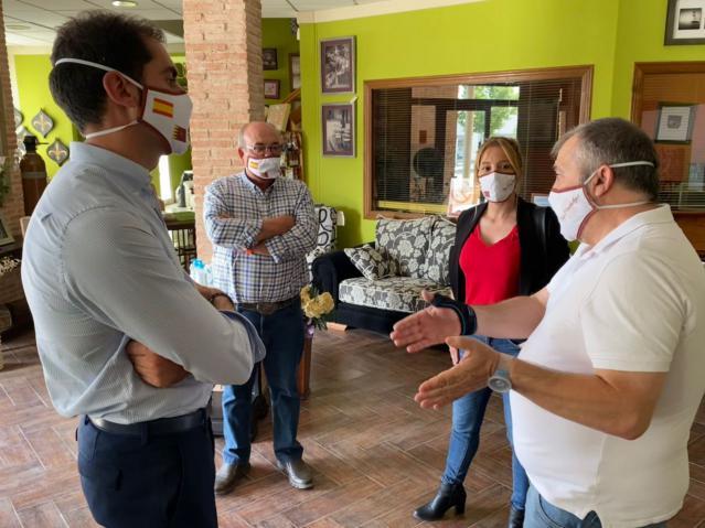 REGIÓN | Cs propone ayudas a pymes y autónomos