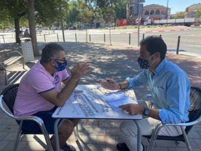 POLÍTICA | Reunión de Comendador en Sonseca