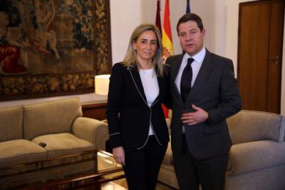 Tolón quiere ser de nuevo candidata a la Alcaldía de Toledo pero no cierra la puerta a presidir CLM