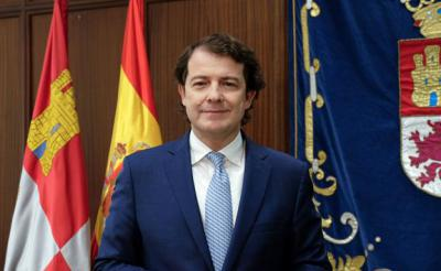 ACUERDO COVID   Mañueco: