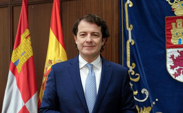 ACUERDO COVID | Mañueco: