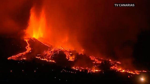 El CF Talavera se solidariza con La Palma y los afectados por el volcán