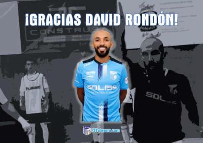 FÚTBOL SALA   David Rondón no seguirá la próxima temporada en el Soliss FS Talavera