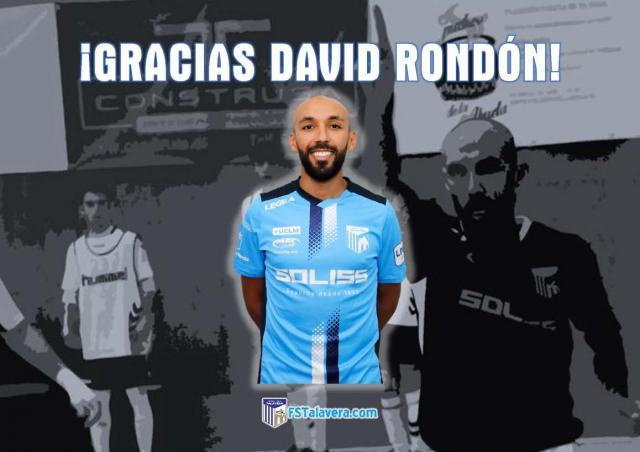 FÚTBOL SALA | David Rondón no seguirá la próxima temporada en el Soliss FS Talavera