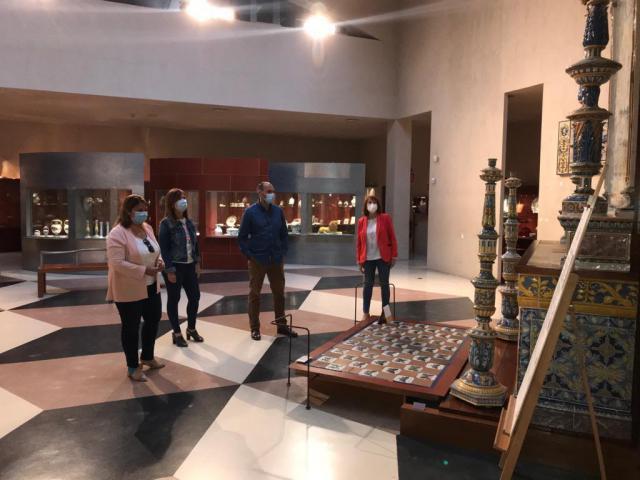 ACTUALIDAD | Talavera recupera la fiesta dedicada a las Santas Alfareras y a la cerámica