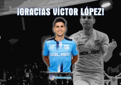 FÚTBOL SALA | Víctor López no continuará la próxima temporada en el Soliss FS Talavera