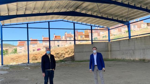 LA NAVA DE RICOMALILLO | La Junta ha destinado 800.000 euros para fomentar la industria y mejorar infraestructuras
