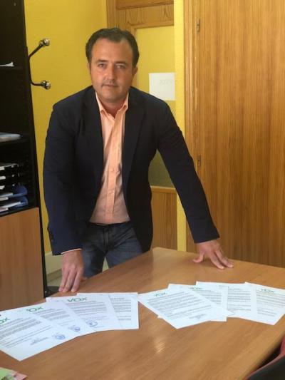 TALAVERA | Vox carga contra García Élez por sus declaraciones