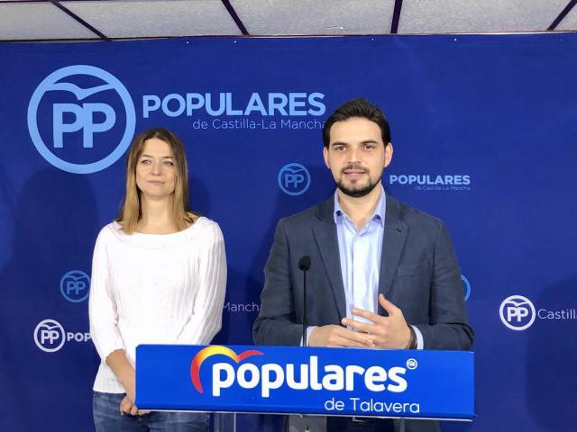 TALAVERA | Serrano: 'El PSOE sigue intentando disfrazar de herencia su propia incompetencia'