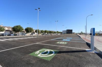 ILLESCAS | El nuevo aparcamiento del barrio del Señorío ya está disponible