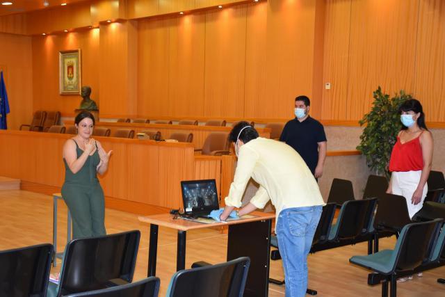 TALAVERA | El Pleno Municipal incluirá la interpretación de la lengua de signos