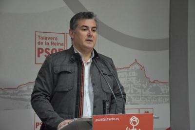 El PSOE acusa al Jaime Ramos de crear 'confusión' en Talavera