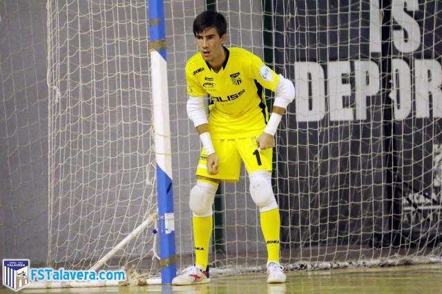 FÚTBOL SALA   Nacho seguirá acumulando experiencia con el Soliss FS Talavera