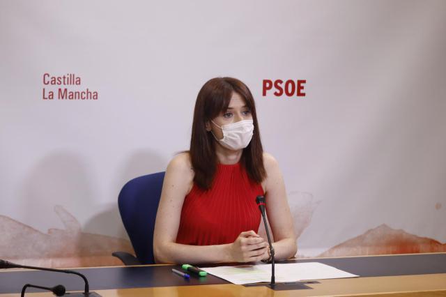 CLM | La diputada talaverana Diana López lamenta que Núñez vuelva a rechazar el Pacto