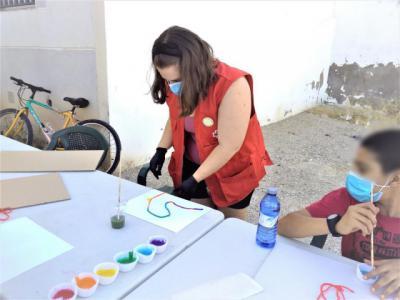 SOLIDARIDAD | La juventud RESPONDE a Cruz Roja