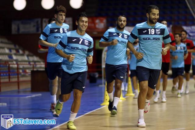 FÚTBOL SALA | El Soliss FS Talavera suspende temporalmente sus entrenamientos