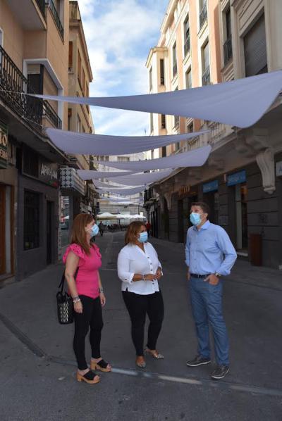 TALAVERA | El Ayuntamiento cumple su compromiso con el comercio tradicional