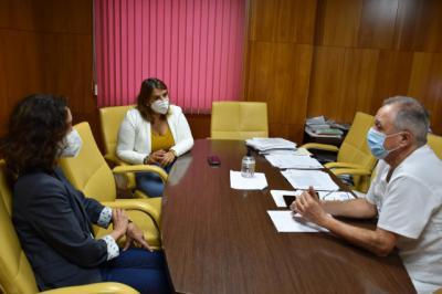 ÚLTIMA HORA | Tita García ofrece Talavera Ferial, centros sociales y polideportivos a la Gerencia del Hospital para frenar el Covid-19