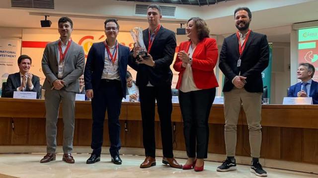 TALENTO | Un equipo de Talavera representará a CLM en la final nacional del Global Management Challenge