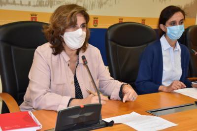 EMPLEO   Talavera realiza 30 contratos con el Plan Especial de Zonas Rurales Deprimidas