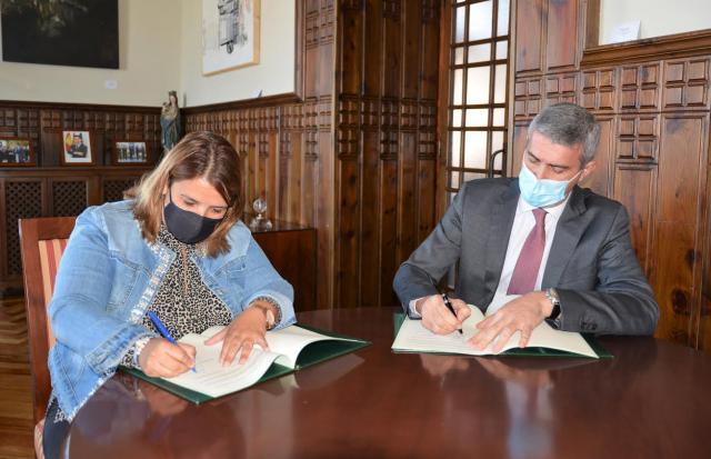 TALAVERA | Importante colaboración de la Diputación con el Ayuntamiento en el ámbito turístico y cultural
