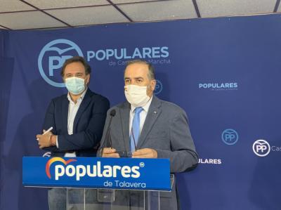 MOCIÓN DE CENSURA | El PP provincial muestra su apoyo